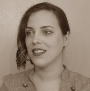 Author Photo Sepia
